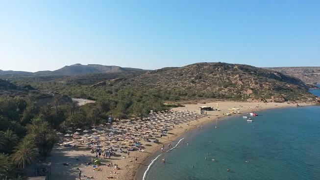 Bilder Foto Galerie Reisen Travel Com Insel Kreta Vai Beach