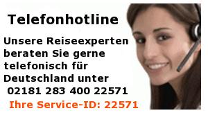 Reiseservice Reisehotline