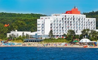 Ostsee Hotel Amber Baltic 4 Sterne
