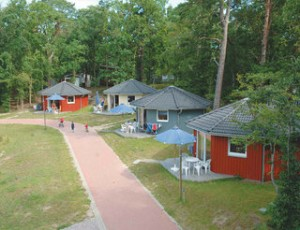 Ferienhaus Regenbogen Camp Ghren - Ferienwohnungen Rgen