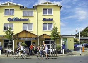  3 Sterne Ostseehotel-Baabe