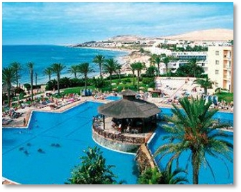 Urlaub Fuerteventura Hotel Sunrise Costa Calma Beach Reiseangebote Pauschalreisen allinklusive buchen