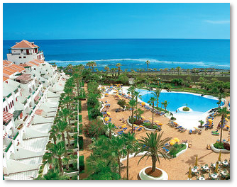 Billigreisen Teneriffa Hotel Tropical Park Los Gigantes Callao Salvaje Reiseangebote Pauschalreisen lastminute buchen