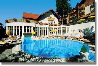Hoteltipp Burghotel am Hohen Bogen in Neukirchen beim Heiligen Blut Wellness Urlaub Reisen