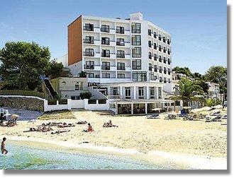 Hoteltipp Günstige Hotels in Menorca Urlaub Hotel Santandria Playa Reisen