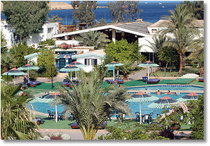 Screenshot: Hotel Ghazala Beach Village, Urlaub, Sharm El Sheikh