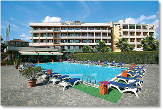 4 Sterne Hotel Nettuno Catania