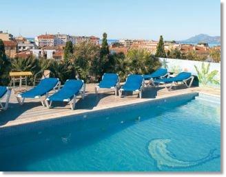Frankreich Urlaub Reisen Cote d´ Azur französische Riviera Reise Saint-Tropez Antibes Nizza Monaco Hotel Best Western Cannes Riviera