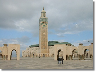 Screenshot: Urlaub Hassan-II.-Moschee Casablanca Marokko