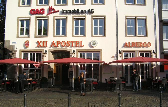 Bilder Foto Galerie Reisen Travel Com Koln Hotel Xii Apostel Ideal
