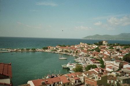 Foto: Ausflug Reisebericht Hafen Phytagorion