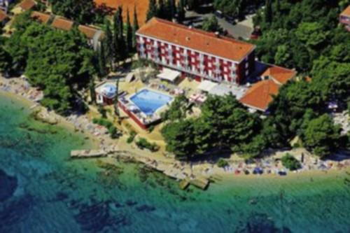 Familienurlaub Kroatien  3 4 5 Sterne Hotels billig buchen Hotel Bellevue Orebic günstig lastminute Angebote