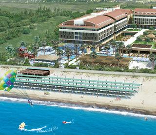 Side Hotels Trendy Hotel Verbena Beach Evrenseki 5 Sterne Türkei Urlaub