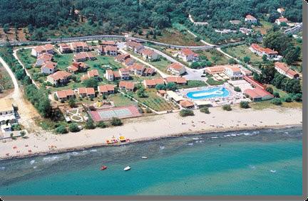 Urlaub Korfu 2011 guenstig buchen 4 Sterne Hotel Aquis Capo Di Corfu Reisen