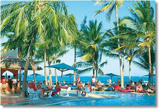 Hotel Bamburi Beach, Kenia, Afrika