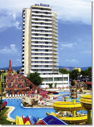 Bulgarien Sonnestrand Hotel Kuban Burgas
