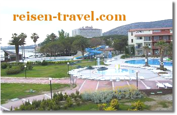 Ephesia Holiday Beach Club, Kusadasi,  Izmir, Türkei