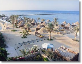 Screenshot: Hotel Cataract Resort, Urlaub, Marsa Alam