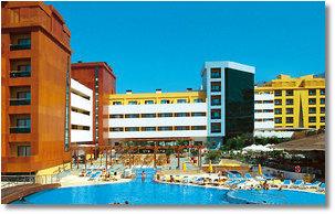 Screenshot: Hotel Oasis LA NINA