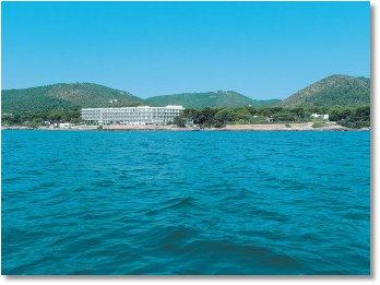 Mallorca Hotel Grupotel Aguait Cala Ratjada Mittelmeer Spanien