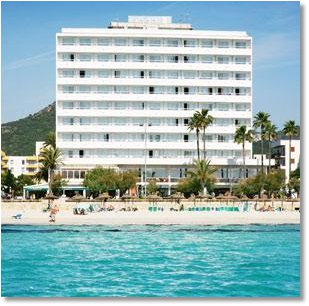 Mallorca Hotel Hipotels Don Juan Cala Millor Spanien