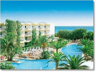 Mallorca Hotel Iberostar Albufera Park Playa Platja de Muro Mittelmeer Spanien