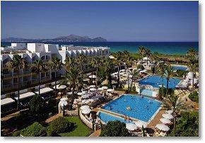 Mallorca, Hotel Iberostar, Albufera, Playa Platja de Muro Mittelmeer Spanien