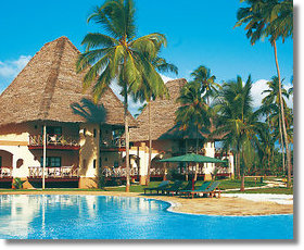 Sandies Neptune Pwani Beach Resort - Urlaub Zanzibar Hotels Kiwengwa Beach