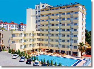 Hoteltipp für Urlaub und Hotels Alanya Side 4 Sterne Hotel Hera Park Türkei Reisen
