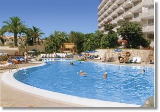 Hoteltipp für Urlaub und Hotels Teneriffa Playa De Las Americas 3 Sterne Hotel Tropical Reisen