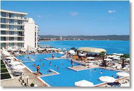 Urlaub Nessebar Hotel Festa Panorama Sonnenstrand Schwarzen Meer