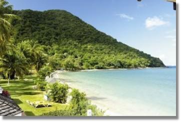 Foto Urlaub St.Lucia Hotel St. Lucian By Rex Resorts Reduit Beach Strand Rodney Bay Castries Reisen
