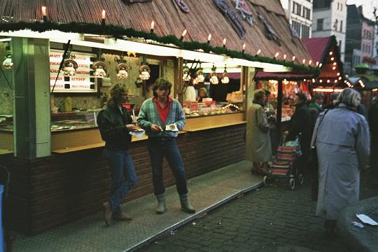 Deutschland die schönsten Weihnachtsmärkte Weihnachtsmarkt Bad Wimpfen Köln Goslar Dortmund Nürnberg Ludwigsburg München Zwickau Dresdner Striezelmarkt Adventszeit Reise Reisen