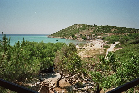 Foto: Reisebericht griechische Insel Samos Urlaub